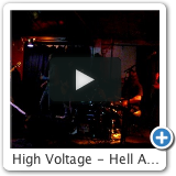 High Voltage - Hell Aint A Bad Place To Be.
