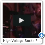 High Voltage Rocks Pete's 881 Club