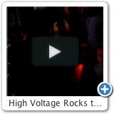High Voltage Rocks the Fourth Street Tavern